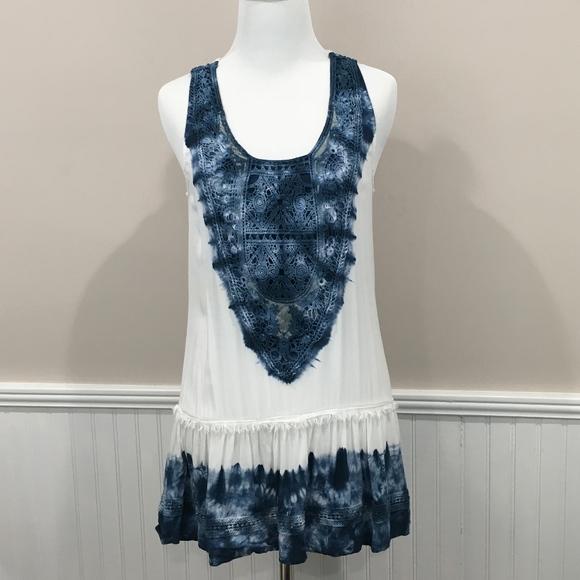 251cd70b45c0d Knox Rose Tops - Knox Rose Tie Dye Tunic Top